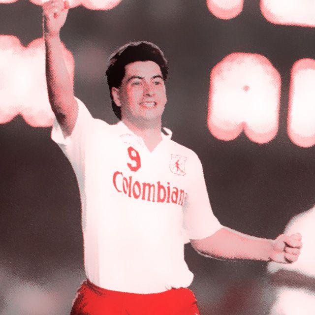 Jorge la Polilla Da Silva #AmericadeCali #Cali #Colombia