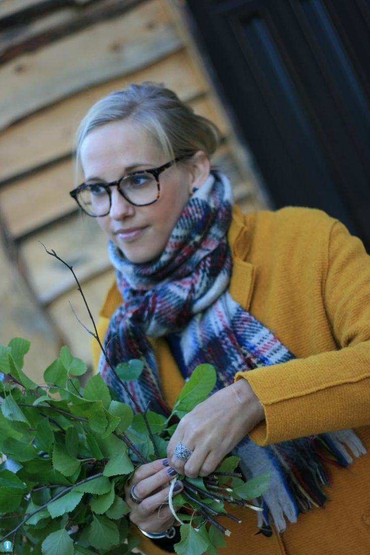 Zelf berkenbladeren plukken voor je sauna bezoek aan Metsäkyly