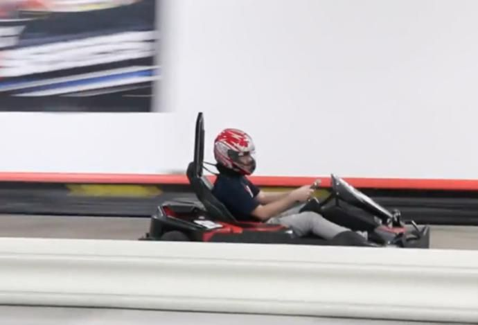 K1 Speed: indoor go-karting