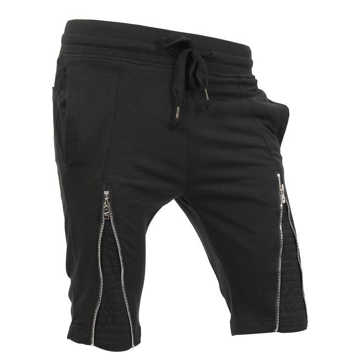VW Mens Fleece Jogger Shorts (1VWA4009)