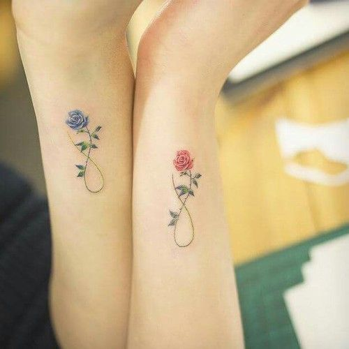 Roses and infinity