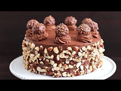 b89f0ef7bedff Ferrero Rocher Cake Recipe