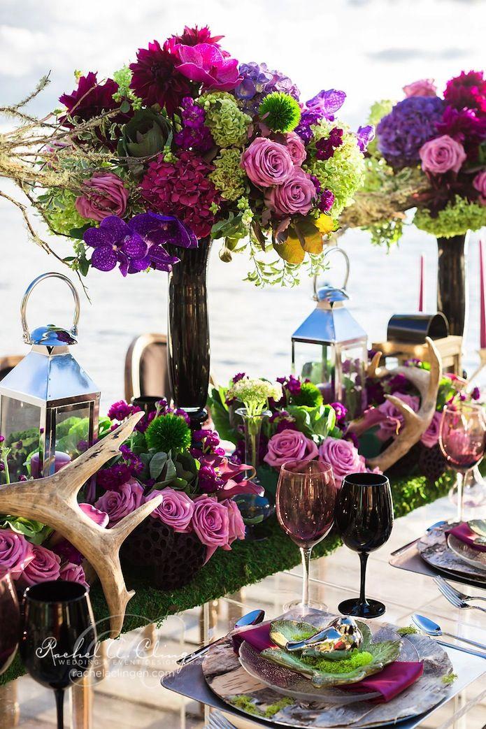 Rowell Photography  | Rachel A. Clingen Wedding & Event Design