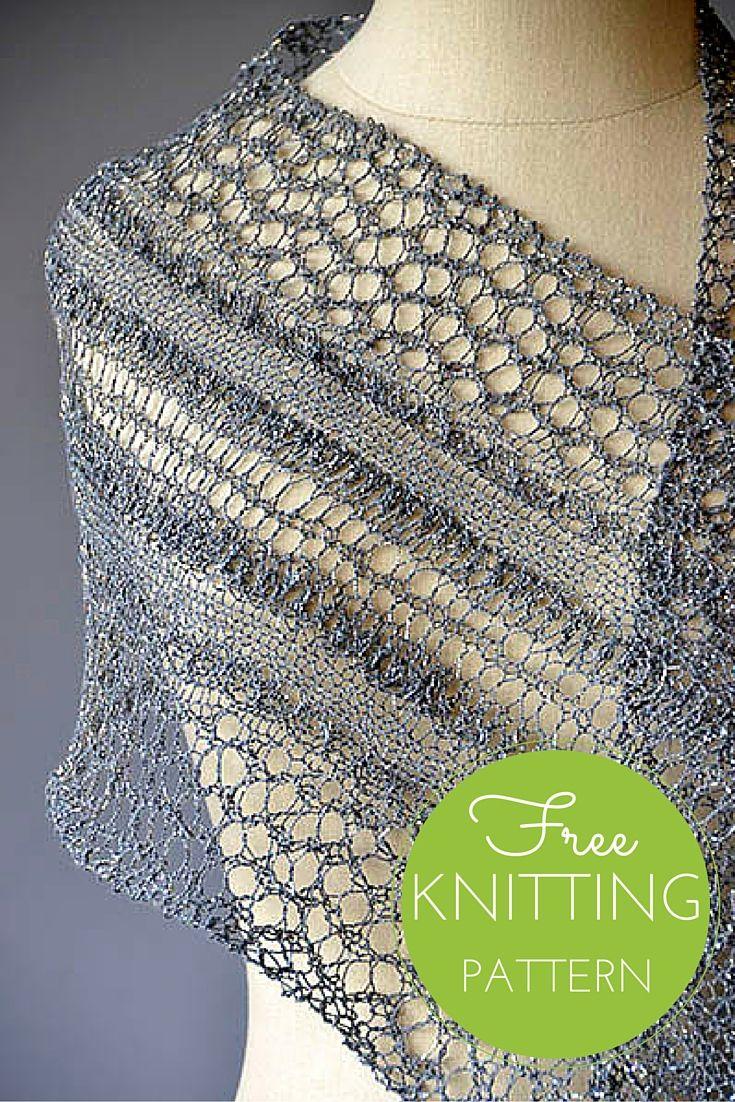 Knit Scarf Pattern Size 5 Needles : over 1000 ideer om Virkmaskor pa Pinterest Virkning, Virkmonster och Stygn