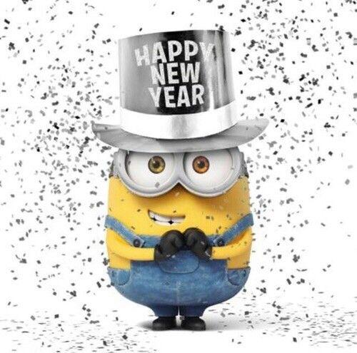 Disney Tapete Auf Rechnung : Frohes Neues Jahr, Minions and Gl?cklich on Pinterest