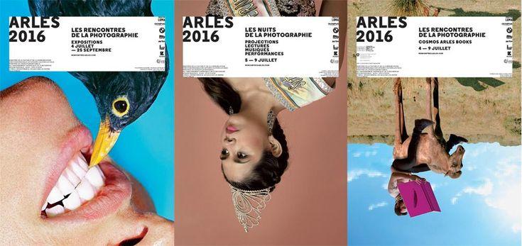 Juillet : Les Rencontres d'Arles