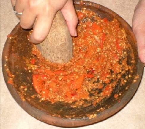 Sambal Cabai Rawit