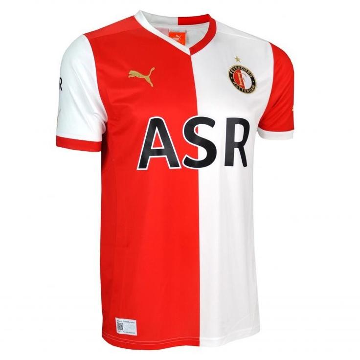 Feyenoord, mooiste shirt ever <3