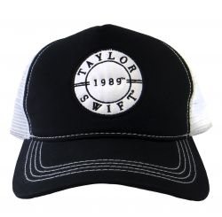 Black 1989™ Trucker Hat