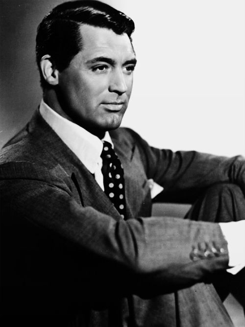 Cary Grant. (aka one of the best actors ever.)