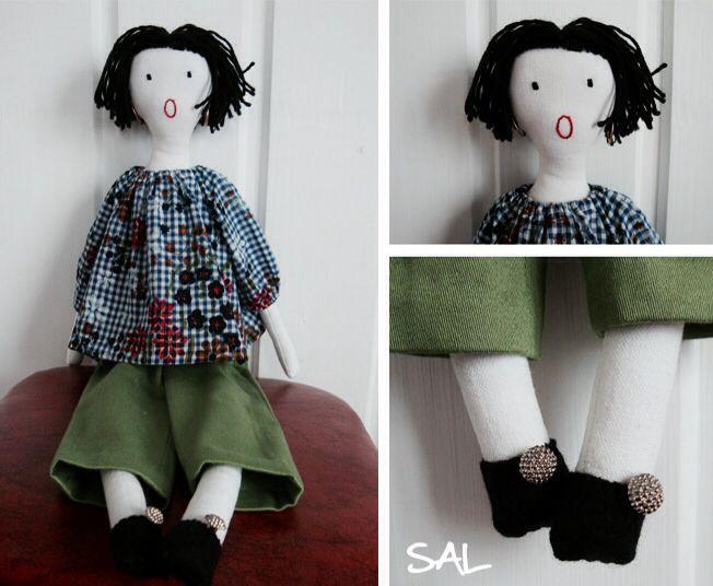 A girl named Sal