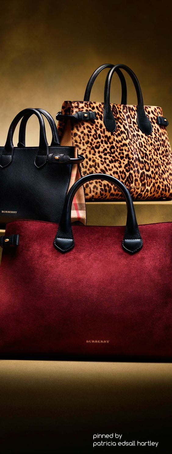 These Burberry Handbags, Every Woman Desires To Have | Handbags Style 2017/2018