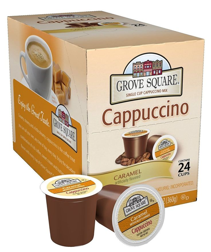 Grove Square Cappuccino K-Cup 24-Count Box for $3  free shipping #LavaHot http://www.lavahotdeals.com/us/cheap/grove-square-cappuccino-cup-24-count-box-3/228205?utm_source=pinterest&utm_medium=rss&utm_campaign=at_lavahotdealsus