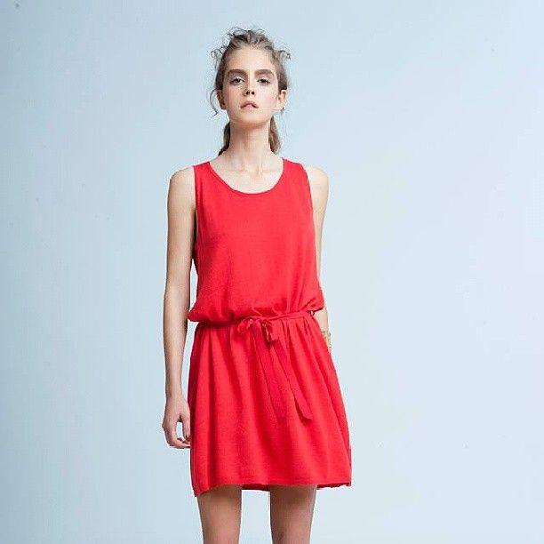 Vestido de Marie Sixtine SS13