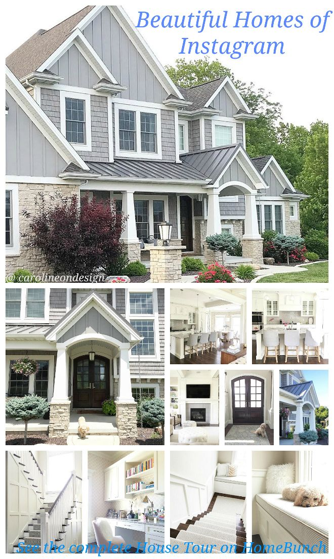 Beautiful Exterior Home Design Trends: 17 Best Images About Exterior Beautiful Homes On Pinterest
