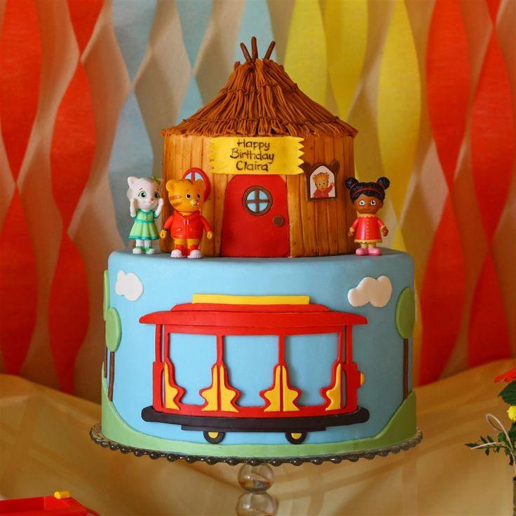 Patty Cakes Bakery: Daniel Tiger Birthday