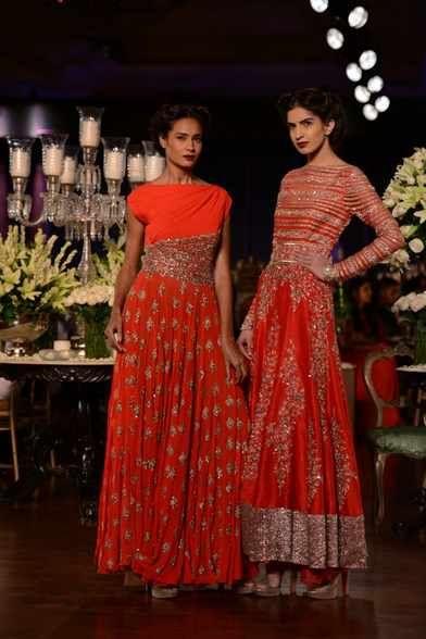PCJ Manish Malhotra Delhi Couture Week 2013