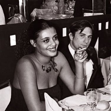 A young Robert De Niro and his first wife, Diahnne Abbott