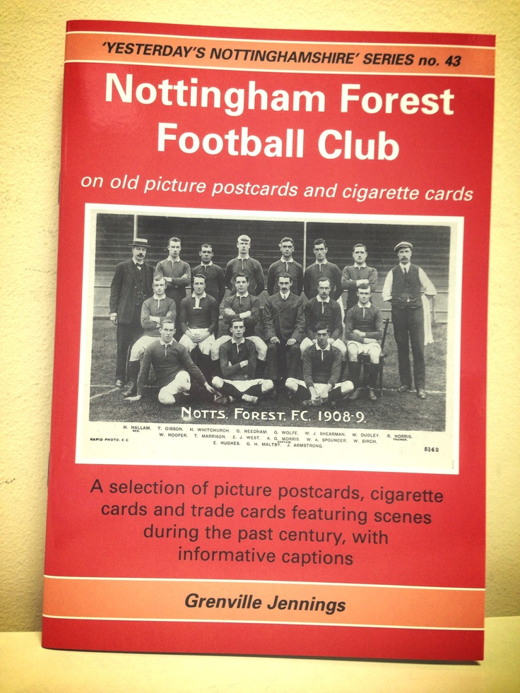 Nottingham Forest Football Club | 3.95   P | Yesterdays Nottinghamshire | http://experiencenotting... | Please contact us for info 08444 77 5678 | http://mailto:tourist.in...