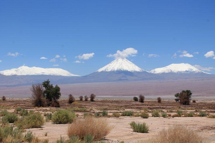 San Pedro de Atacama, Volcán Licancabur