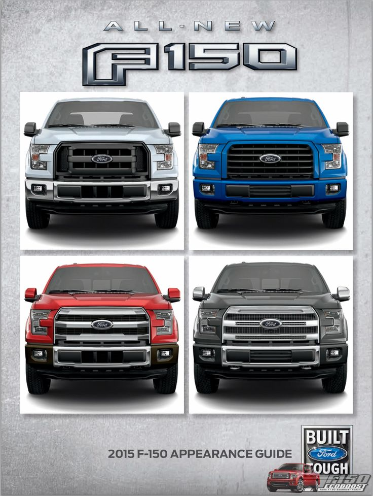 17 Best images about 2015 Ford F-150 on Pinterest | Trucks ...