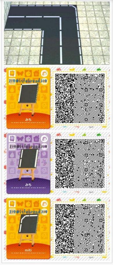 Les 135 meilleures images du tableau QR codes chemin animal crossing new leaf sur Pinterest ...