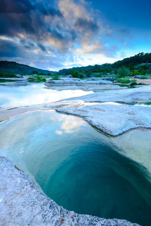 Pedernales Falls, Texas Hill Country