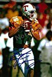 Peyton Manning Tennessee Volunteers Autographs