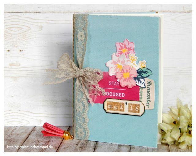 Minialbum | Altered Notebook