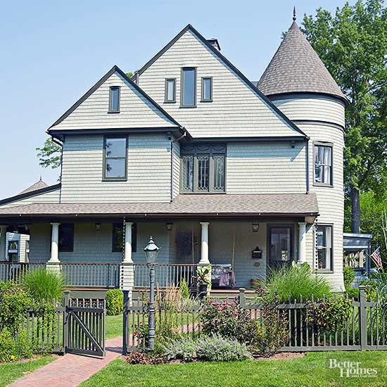 The clock was ticking on this 1898 Victorian in Larchmont, New York.