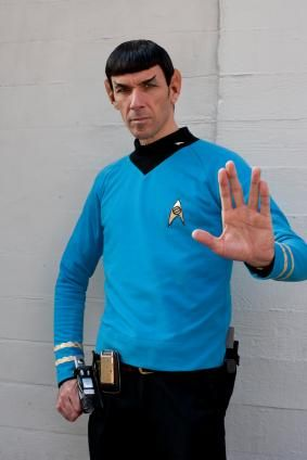 Star Trek costumes and patterns