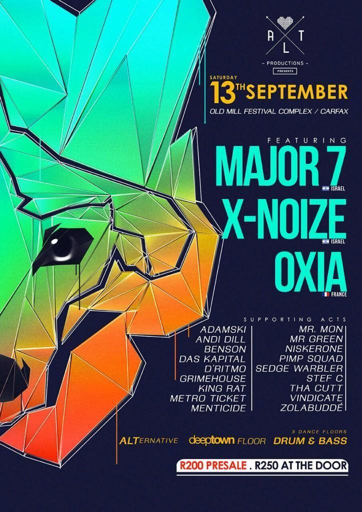 Saturday Gig - Das Kapital - 13 September 2014