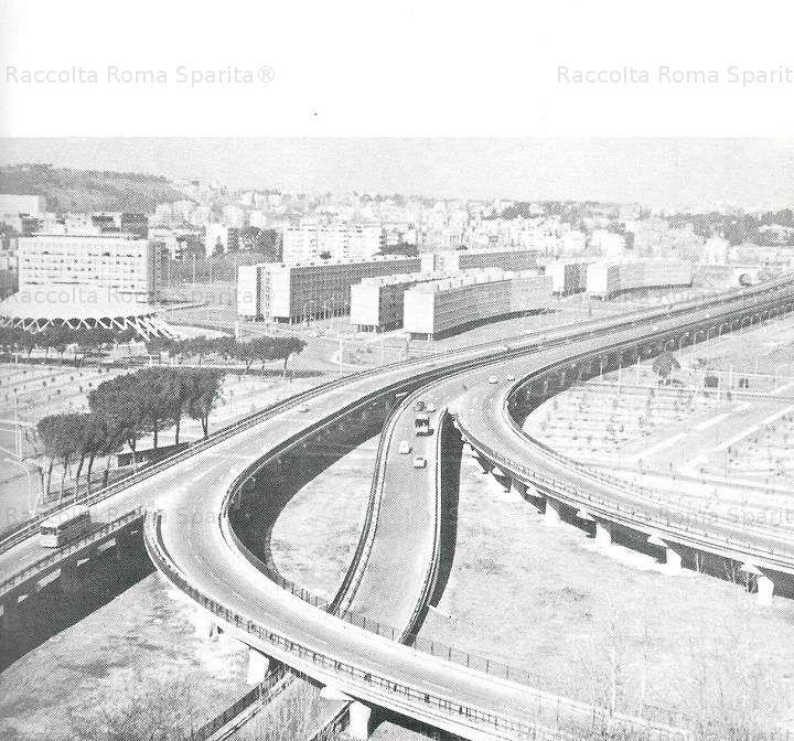 Roma Sparita - Il viadotto di Corso Francia