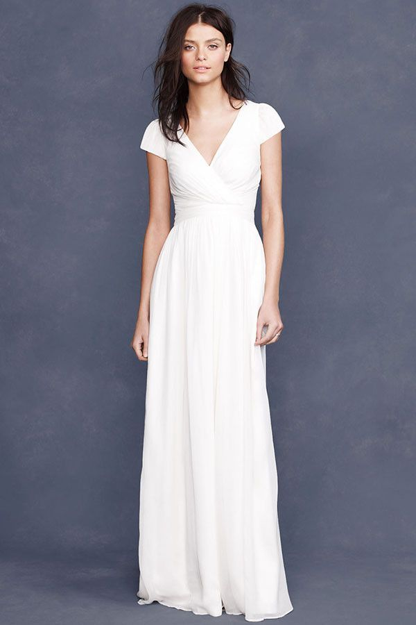 J. Crew Mirabelle Wedding Gown