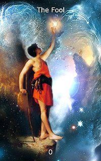 The Fool, Infinite Visions Tarot