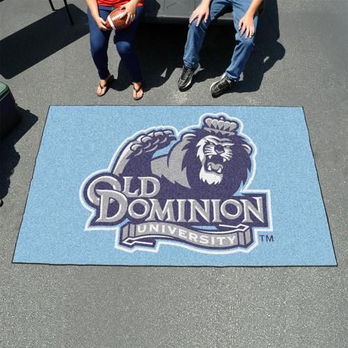 Old Dominion University 5' x 8' Tailgating Area Rug