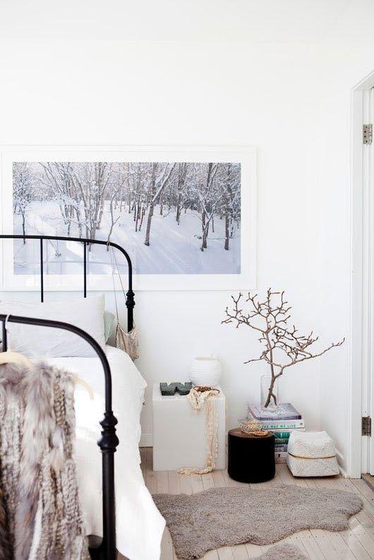paint bed frame matte black