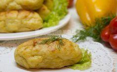 рецепт сосисок в картофельном тесте
