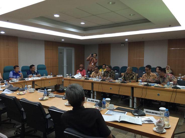 Rapat Bersama DPRD Komisi C