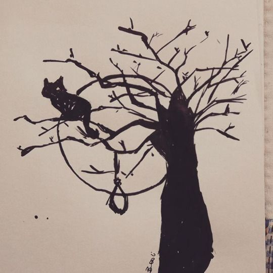 the black cat edgar allan poe pdf