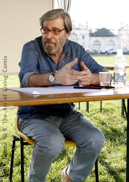 Franco Devescovi @Kcomixfest 2011
