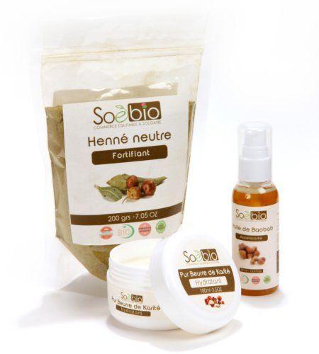 Concours lancement du site Soebio - Soebio - pur beurre de karité, le commerce…