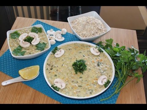 Barley Soup (Soup e Jo) - YouTube