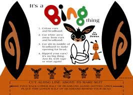 bing bunny make ears