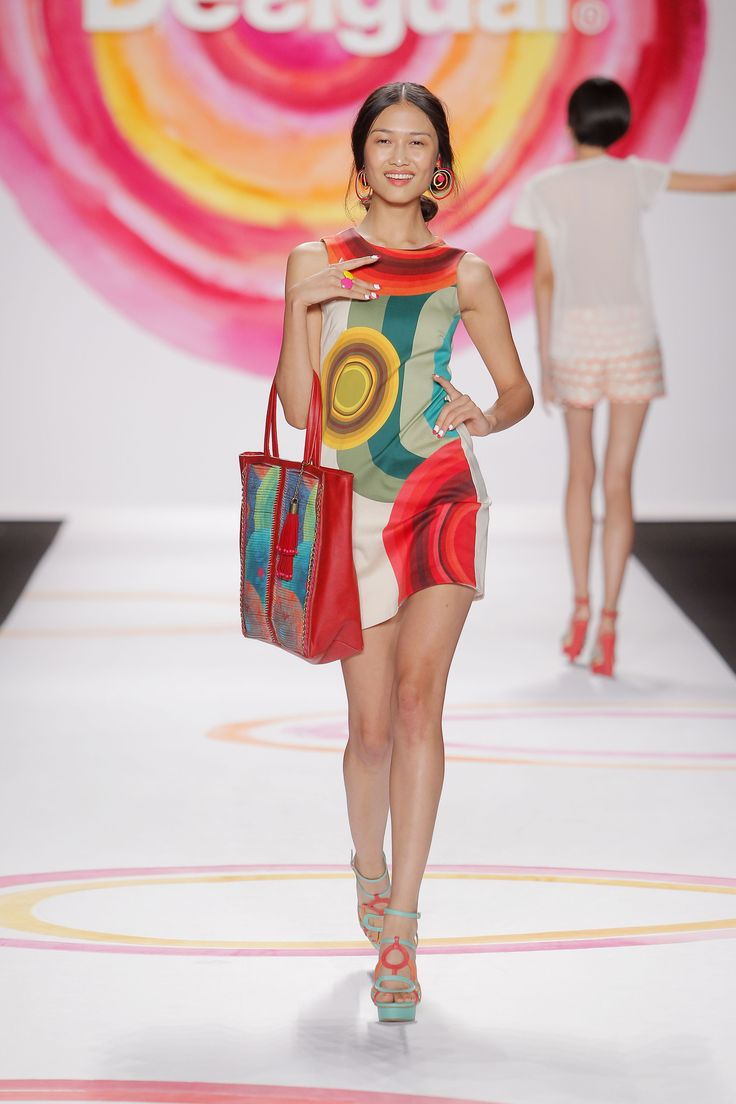 Desigual - new Spring Summer 2014 collection