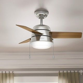 460 mejores imgenes de casablanca and hunter fans en pinterest hunter fan aker brushed nickel with american walnutnatural wood reversible blades 36 inch aloadofball Image collections