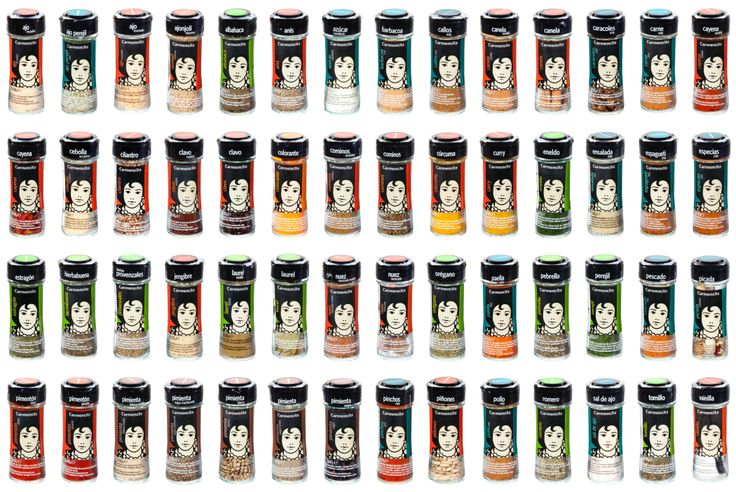 Carmencita. Spices, herbs and seasonings. Bring the best taste to your kitchen @bisilabokoko