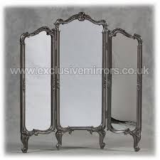 best 25 tri fold mirror ideas on pinterest mirrors french decor and elegant bathroom decor. Black Bedroom Furniture Sets. Home Design Ideas