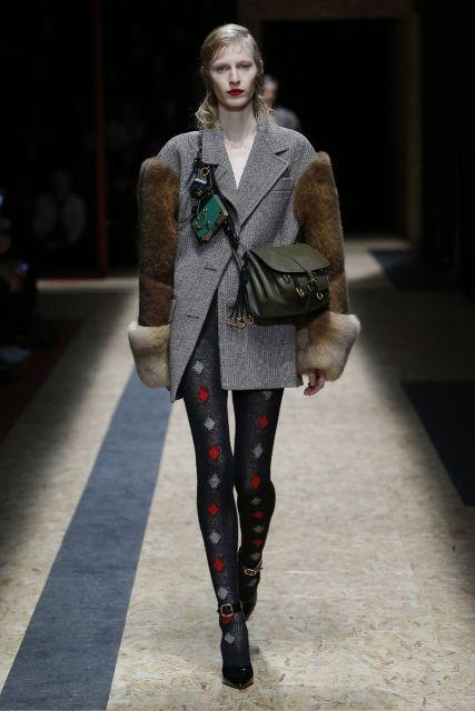 Womenswear Fall Winter 2016 - Fashion Show | Prada.com