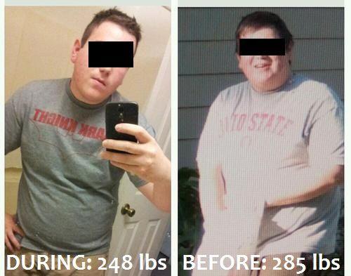 kye kelley shocker weight loss